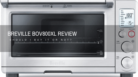 Breville BOV800XL review
